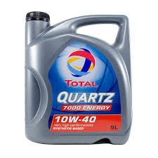 Motorolaj 5l. 10W40,Total Quartz Energy 7000